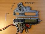 l'interno del gear box è ottimo gli ingranaggi sono solidi stabili e già spessorati