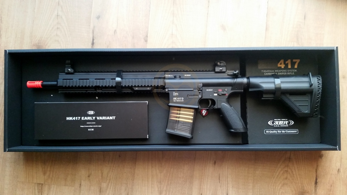MARUI 417 SRE (SHOCK AND RECOIL)